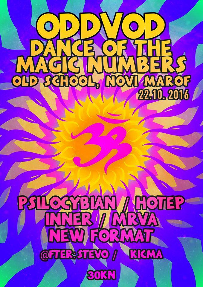 Oddvod predstavlja 'Dance of the Ma6ic Num8ers' u Novom Marofu [+dijelimo upade] 3