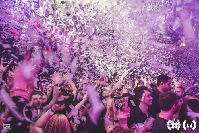 Ministry Of Sound announce plans for 26th Birthday & their Autumn / Winter Season 6